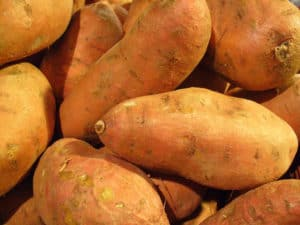 Sweet Potato – October Gardening Tips from The Culinary View