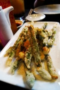 Tempura Battered Asparagus Recipe