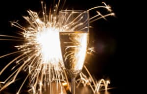 Happy New Year from the Vineyard District!  2019 is here.