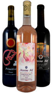 Wine Pairings for Dishes with Blackberries